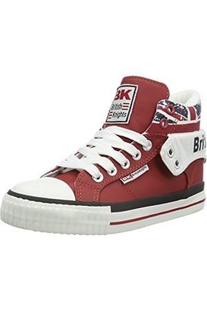 British Knights Unisex Kids' Roco Low-Top Sneakers Size: UK 2.5