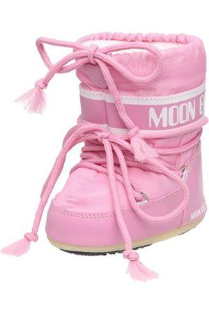 Moon Boot Mini Nylon Unisex-Child Boots 14004300 Rosa 3/5.5 UK