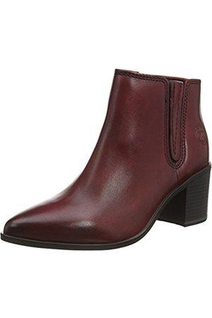 Women Boots - MARCO TOZZI premio Women's 25017 Cold lined Chelsea boots short length Size: 6.5