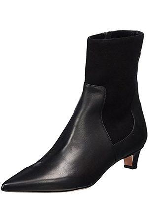 Oxitaly Women's Sandra 341 Chelsea Boots Size: 6 UK