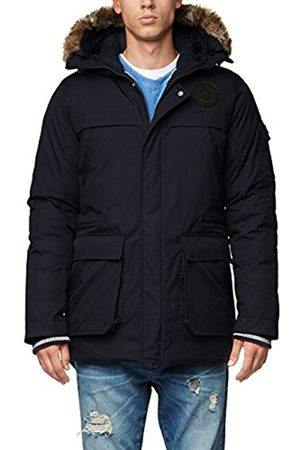 Bench Men's Nomens Parka Hooded Jacket