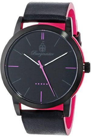 Burgmeister Ibiza Women's Quartz Watch with Dial Analogue Display and Leather Strap BM523-620C