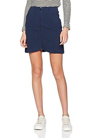 Tommy jeans Women's Thdw Zip Skirt 15 Plain Skirt
