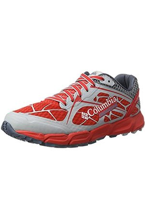 Columbia Women's Caldorado Ii Trail Running Shoes, (Poppy /Mountain)