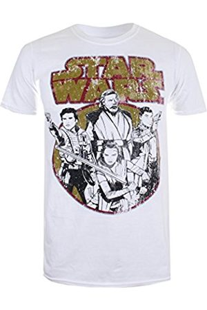 STAR WARS Men's Rebel Group T-Shirt