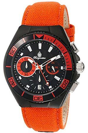 Burgmeister Men's BM609-629B Marseille Analog Chronograph Watch
