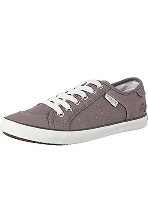 Dockers by Gerli 30po217-710210, Women's Low-Top Sneakers, (Hellgrau 210)