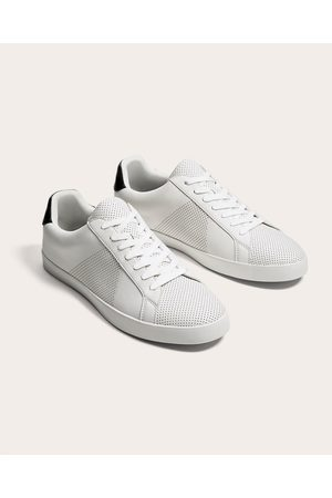 Zara MICRO-PERFORATED PLIMSOLLS - Available in more colours