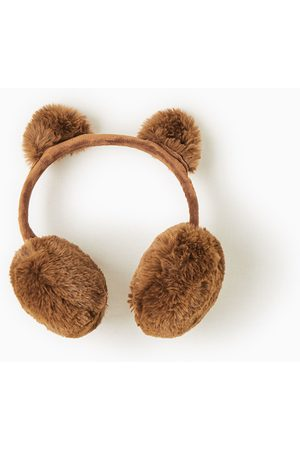 Zara FURRY EAR MUFFS WITH LITTLE EARS - Available in more colours