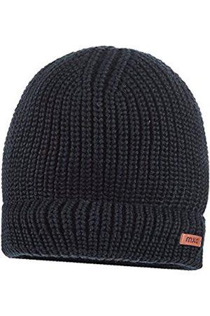 maximo Boy's Beanie, Einfarbig, Marine Hat