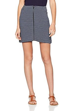 Tommy jeans Girl's Thdw Zip Skirt 15 Plain Cape, multicolored (Dress Blues/Bright )
