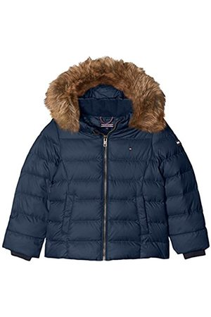 Tommy Hilfiger Girl's Ame Thkg DG Basic Jacket