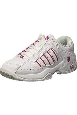 K-Swiss Women's Defier Rs Tennis Shoes, ( /Veryberry 127-M)