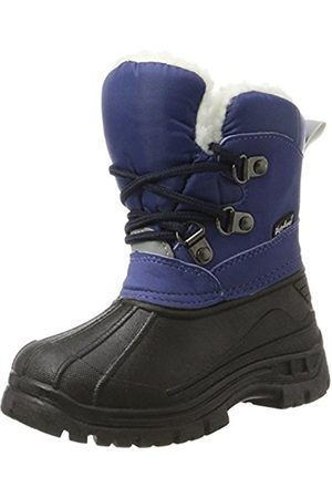 Playshoes GmbH Unisex Kids Winter Bootie with Laces Snow Boots