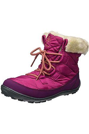 Columbia Girls' Youth Minx Shorty Omni-Heat Waterproof Snow Boots