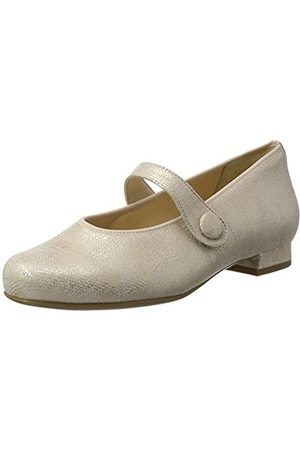 Womens Bologna, Weite G Moccasins Hassia