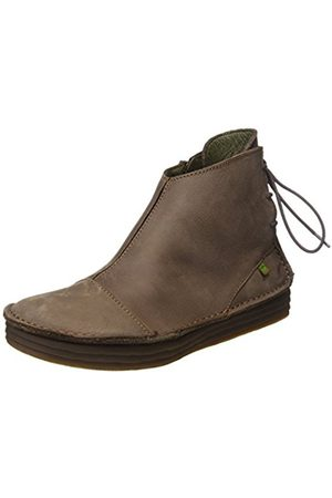 Womens N5043 Pleasant Rice Field Ankle Boots, Black, 7 UK El Naturalista