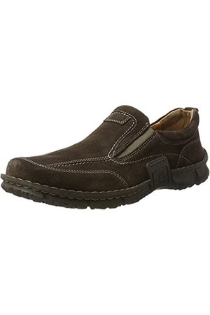 Josef Seibel Men's Smu-willow 18 Loafers brown Size: 8 UK