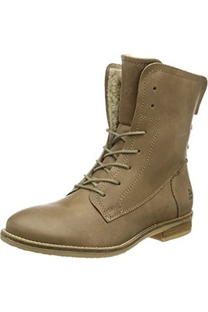 Bullboxer Women's 683643E6L Warm-Lined Short-Shaft Boots and Bootees Size: 5.5-6