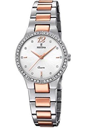 Festina Womens Analogue Classic Quartz Watch with Stainless Steel Strap F20241/2