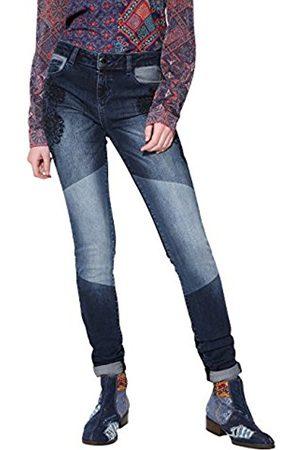 Desigual Women's Denim_blake Slim Jeans