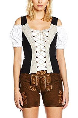 Stockerpoint Women's Shirt May2 T-Shirt, -Schwarz (Schwarz)