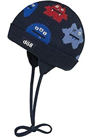 Döll Boy's Bindemütze Strick Hat
