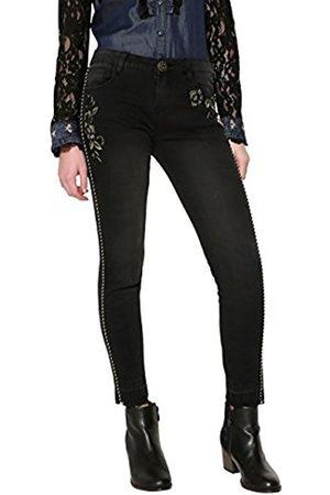 Desigual Women's Denim_pipin Slim Jeans