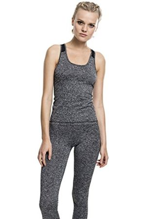 Urban classics S Women's Ladies Active Melange Trainings Top Sportswear
