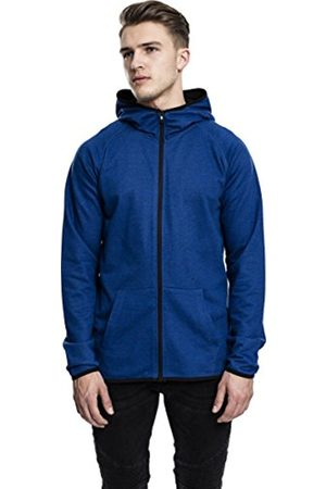 Urban classics S Men's Active Melange Zip Hoody Sports Jacket