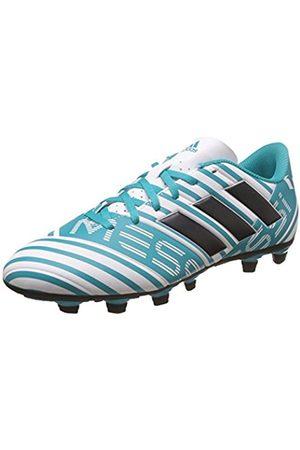 Adidas Men's Nemeziz Messi 74 Fxg Footbal Shoes, Multicolor (Ftwr /Legend Ink /Energy )