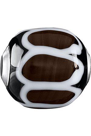 Thomas Sabo Women Men-Bead Karma Beads 925 Sterling silver Glass white K0250-017-2