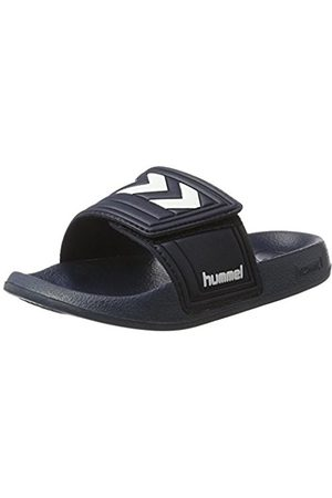 Hummel Larsen Slipper Velcro, Unisex Adults' Beach & Pool Shoes