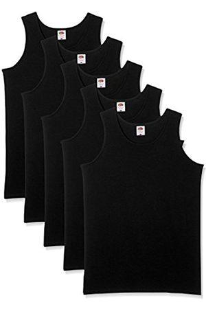 Fruit Of The Loom Men's 5 Athletic Vest