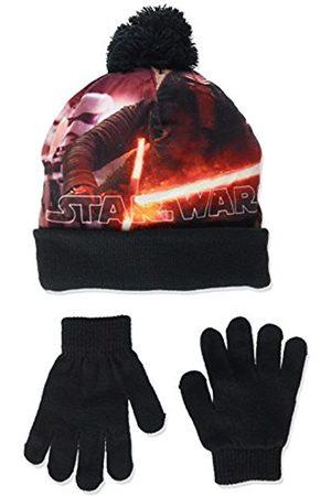 STAR WARS Empire Forces,Boy's Hat & Gloves Set