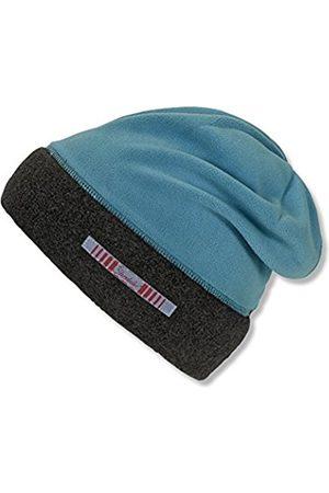 Sterntaler Boy's Slouch-Beanie Hat, -Grau (Anthrazit Melange 592)