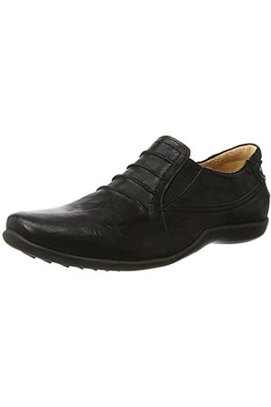 Think! Think Men's Stone Loafers