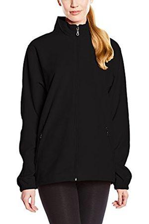 Trigema Women's Jacket Schwarz (Schwarz 008) 46