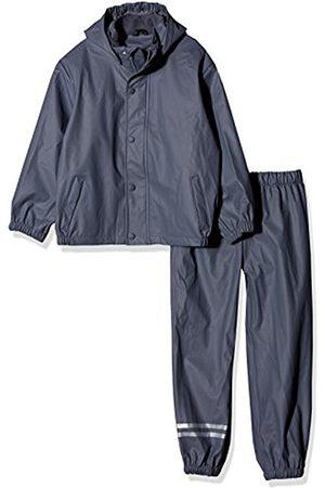 Mikk-Line Boy s PU Rainwear-Set Regenhose Und Regenjacke Wassersäule 8000  Rain Jacket 3c206bca53b