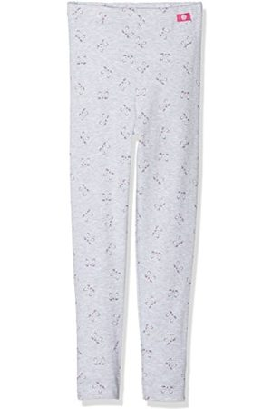 Sanetta Girls Ski Thermal Underwear - Girl's 333515 Thermal Bottoms, -Grau (Hellgrau Melange 1646)