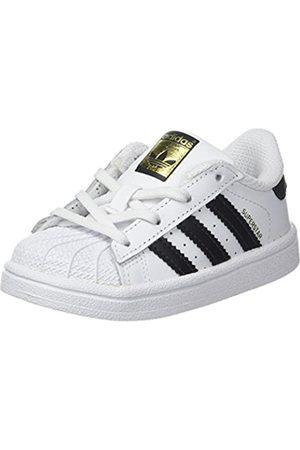 adidas Unisex Babies' Superstar Gymnastics Shoes, Core /Footwear