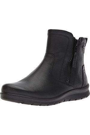 Women Ankle Boots - ECCO Women's Babett Ankle Boots (BLACK11001)