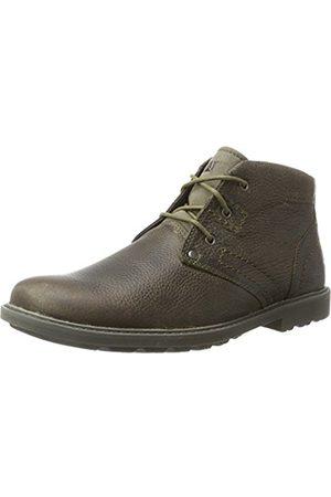 Caterpillar Men's Carsen Mid Dark Olive Chukka Boots