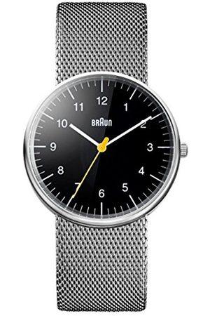 von Braun Mens Watch BN0021BKSLMHG