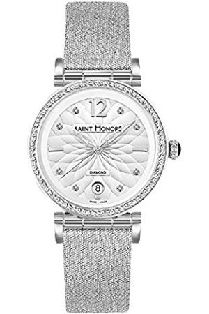 Saint Honore Women's Analogue Quartz Watch with Stainless Steel Strap 7520121AFDN2