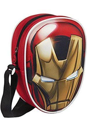 "Marvel 2100001665 18 cm""3D Effect Iron Man"" Head Shoulder Bag"