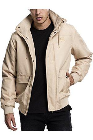 Urban classics S Men's Heavy Hooded Jacket
