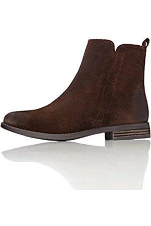 Women's Flexi-Sole Leather Chelsea Boots