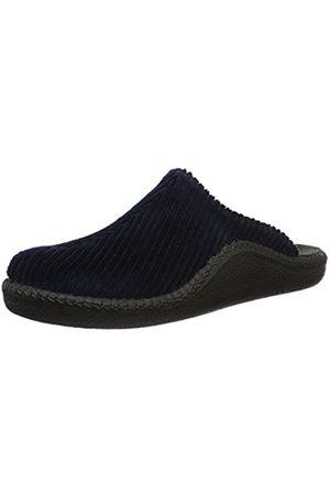 Romika Men's Mokasso 220 Slippers blue Size: 5.5-6