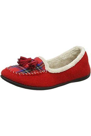 Padders Women's Tassel Low-Top Slippers